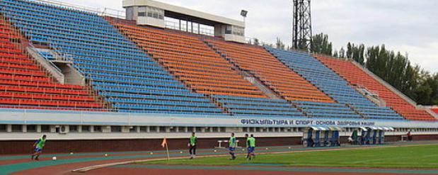 Ремонт саратовского стадиона «Сокол» обошелся в 22 млн рублей