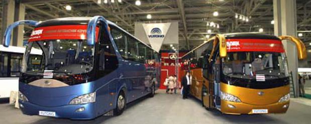 Завод по выпуску китайских автобусов в Саратове начнут строить весной 2015 года