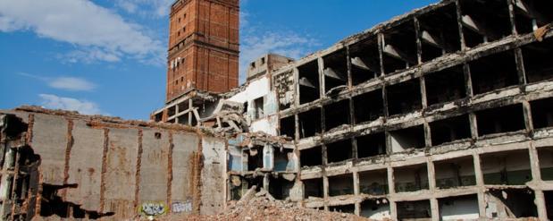 На месте мясокомбината в Саратове построят жилые дома