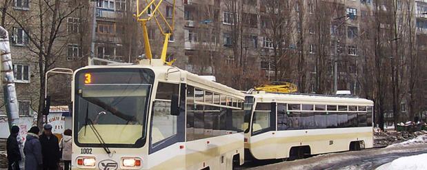 В Саратове на Сенном рынке собрались строить трамвайное кольцо