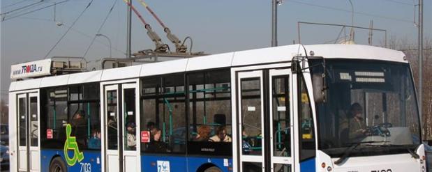 Троллейбус №7 в Саратове берет паузу на два дня
