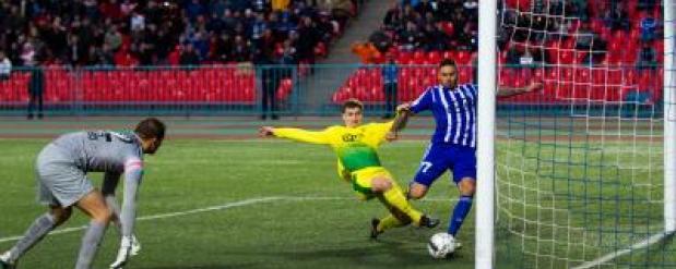Сенсационная победа: саратовский «Сокол» всухую обыграл «Анжи»