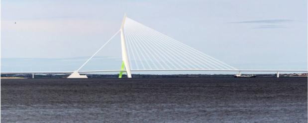 В Саратове предлагают построить платный мост через Волгу
