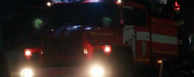 В Саратове 60 пожарных тушат возгорание на ТЭЦ-2
