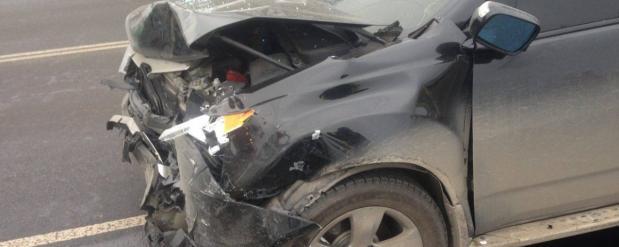 Священник из Петербурга попал в аварию в Саратове