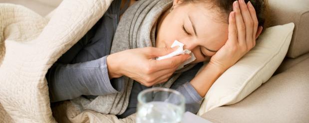 За прошедшую неделю в Саратове было зафиксировано меньше заболевших ОРВИ